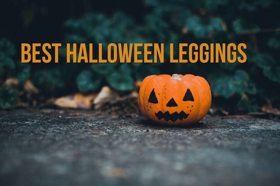 Best Halloween Leggings