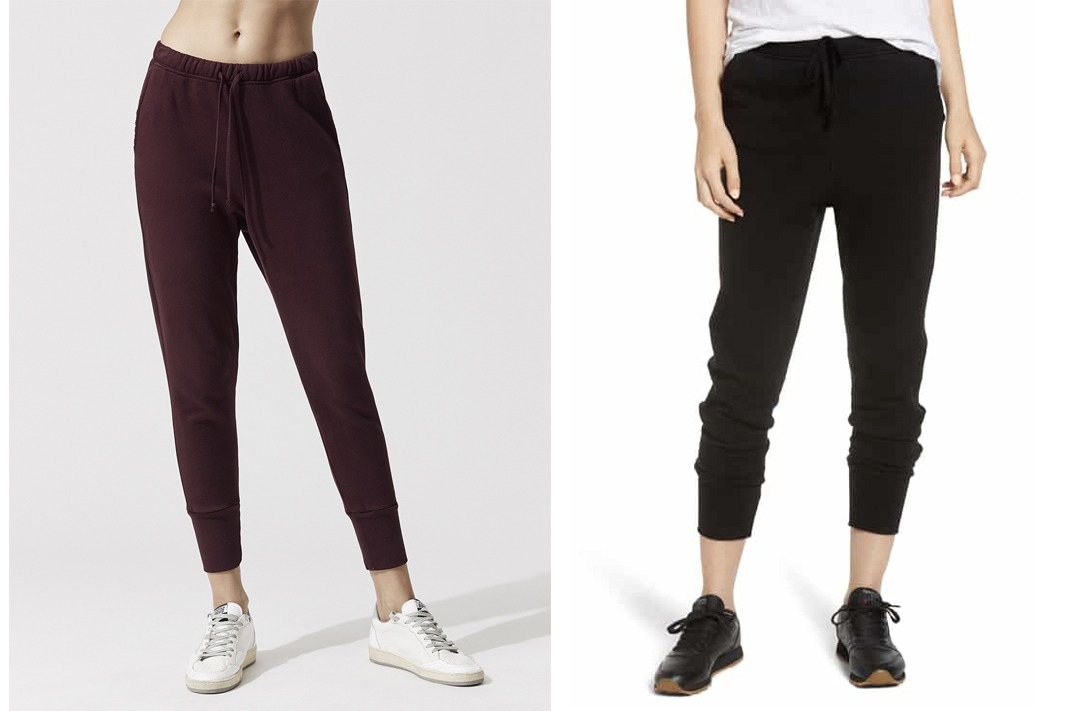 Frank & Eileen Long Sweatpant with Cuff