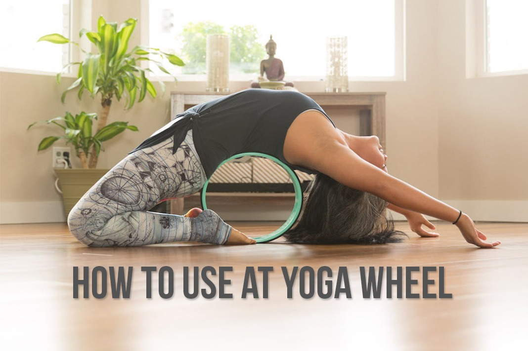 How to Use a Yoga Wheel | Schimiggy Reviews