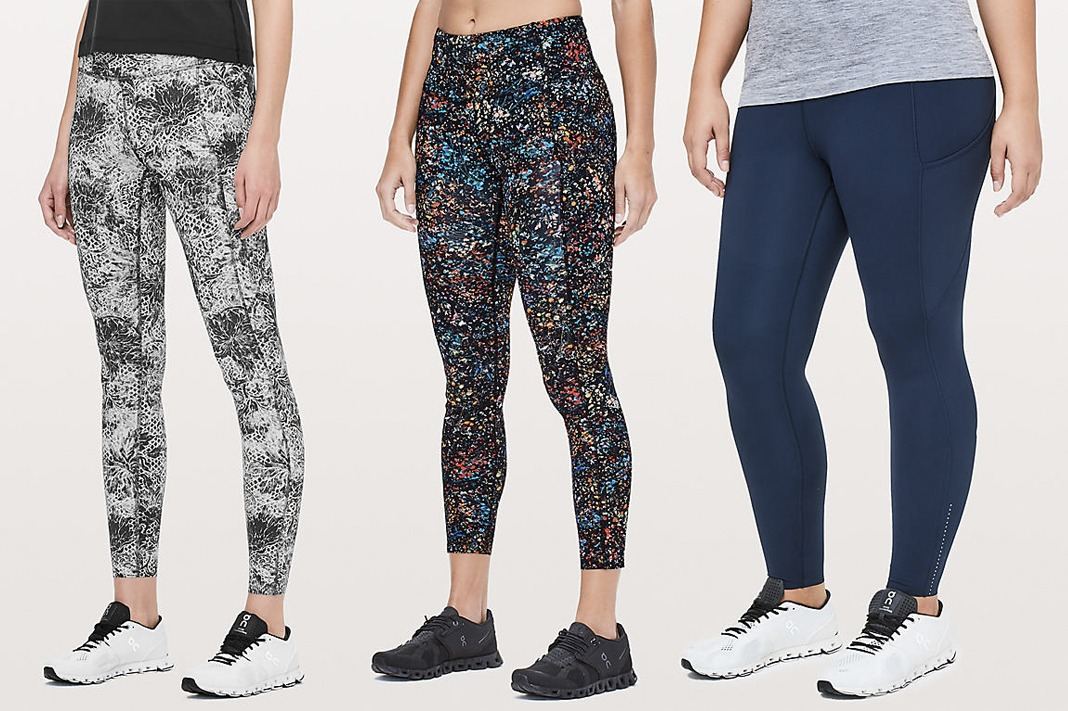 Lululemon Fast & Free 7/8 Tights Review | Schimiggy Reviews