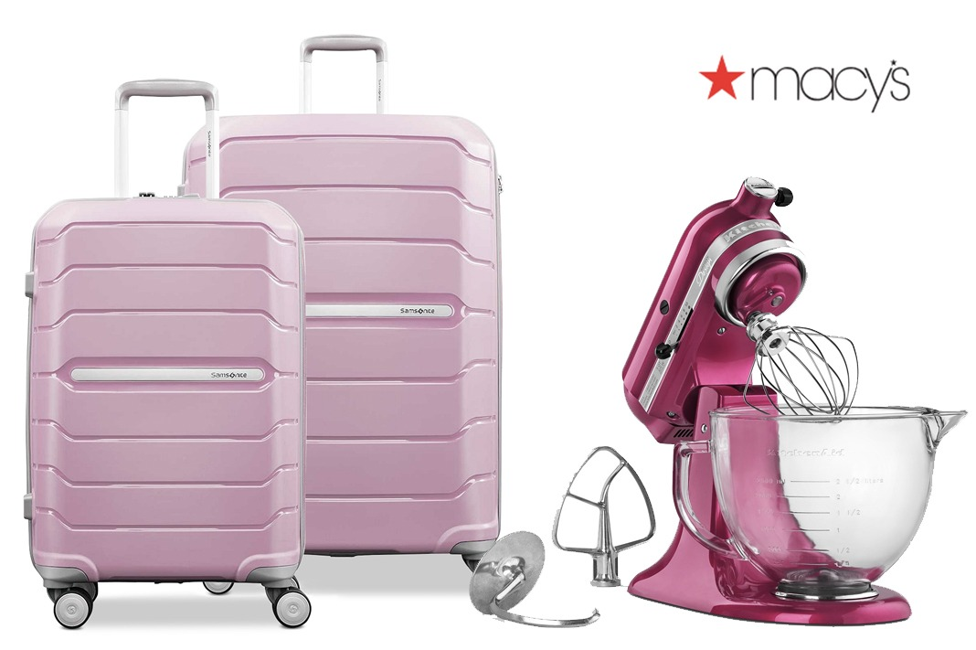 Macy's BCA Pink Collection