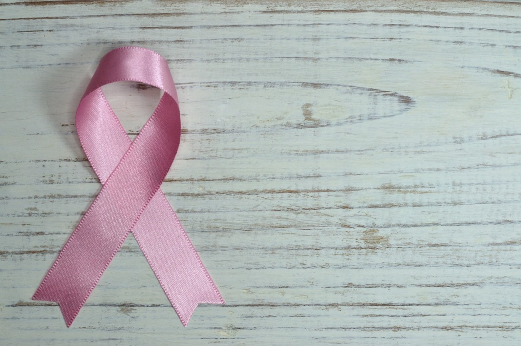 Pink Ribbon BCA Breast Cancer Awareness