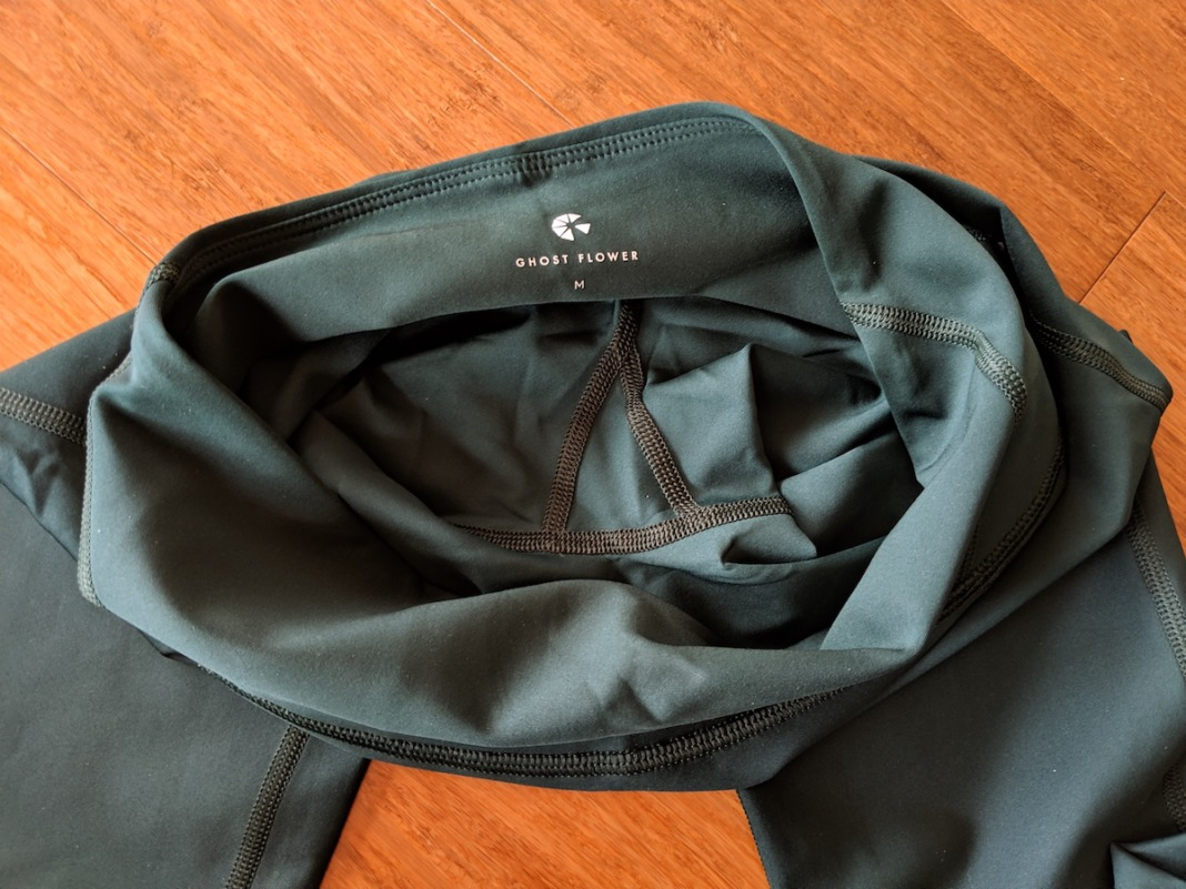 Ghost Flower Innovate Leggings Review Schimiggy gusset inside