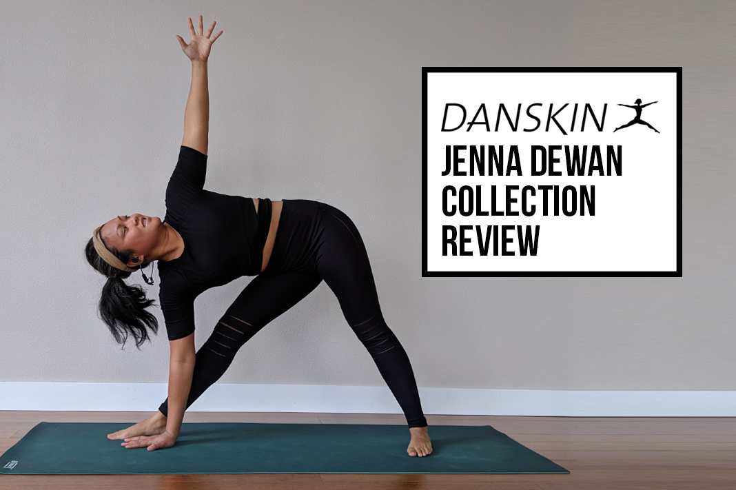 danskin jenna dewan collection review activewear workout clothes