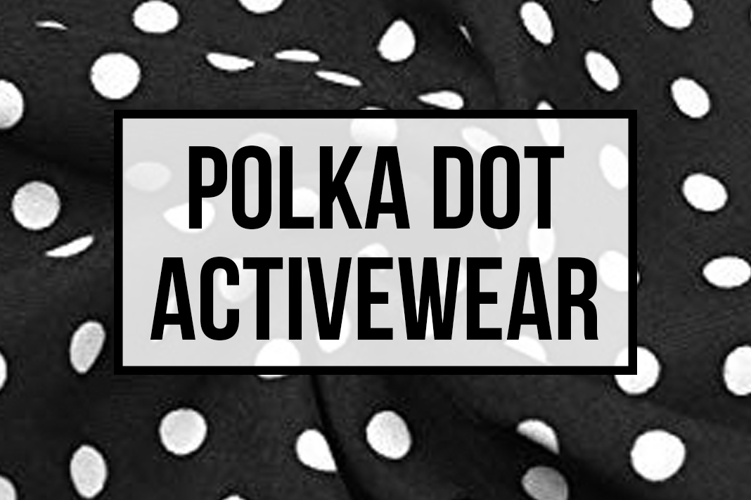 polka dot activewear leggings sports bras and more schimiggy reviews