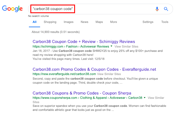 best way how to search for coupon codes carbon38 coupon code schimiggy reviews