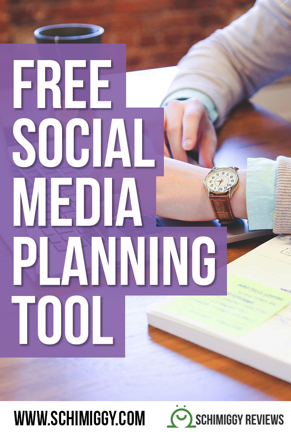 free social media planning tool schimiggy reviews pinterest