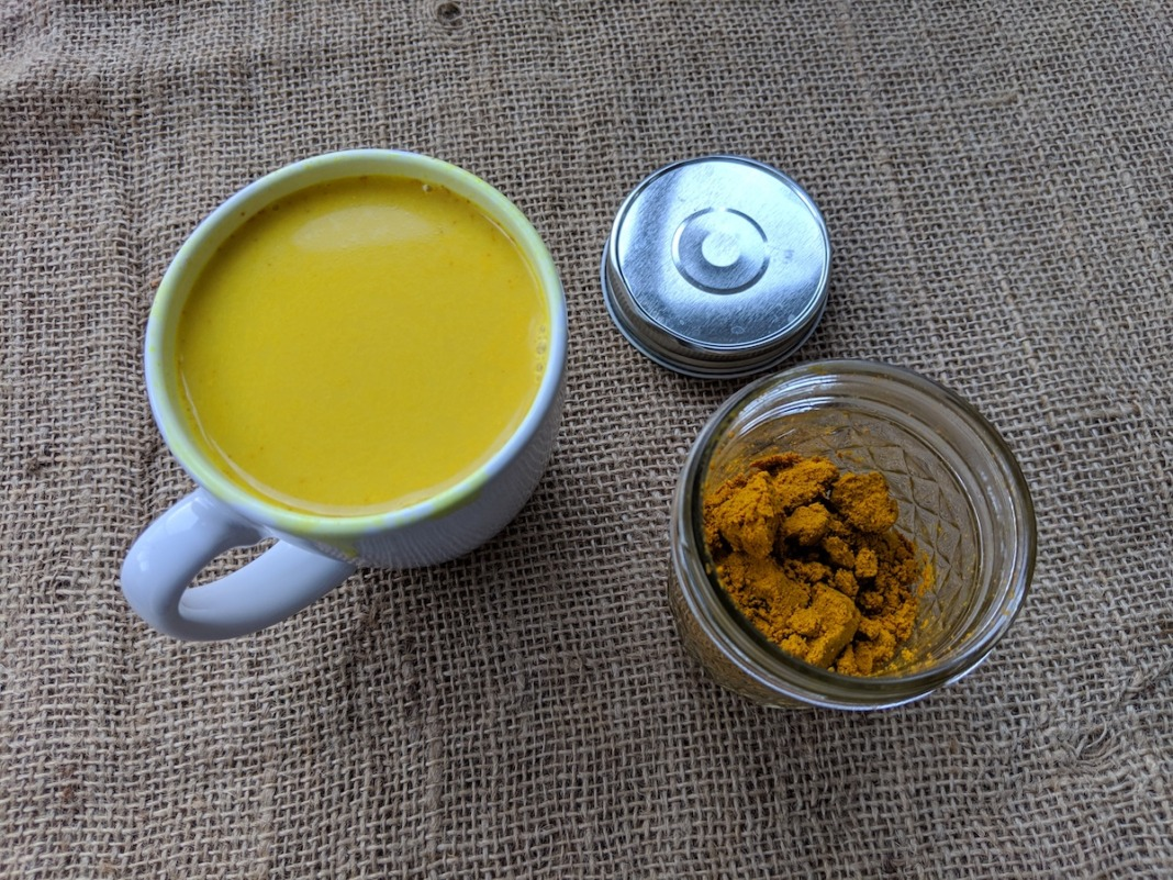 golden turmeric paste recipe schimiggy reviews golden milk