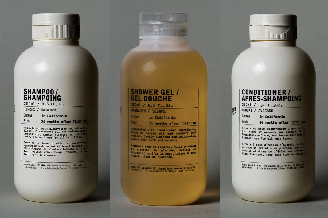 le labo review shampoo conditioner shower gel wash schimiggy reviews