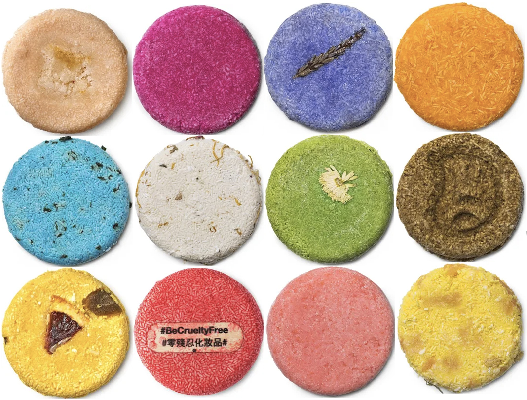 lush shampoo bars collection review schimiggy reviews beauty product recap