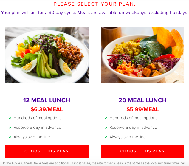 mealpal plans seattle lunch schimiggy reviews