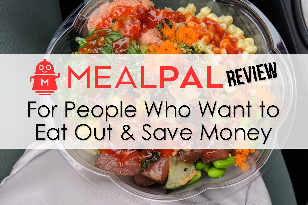 mealpal review subscription for people who want to eat out and save money
