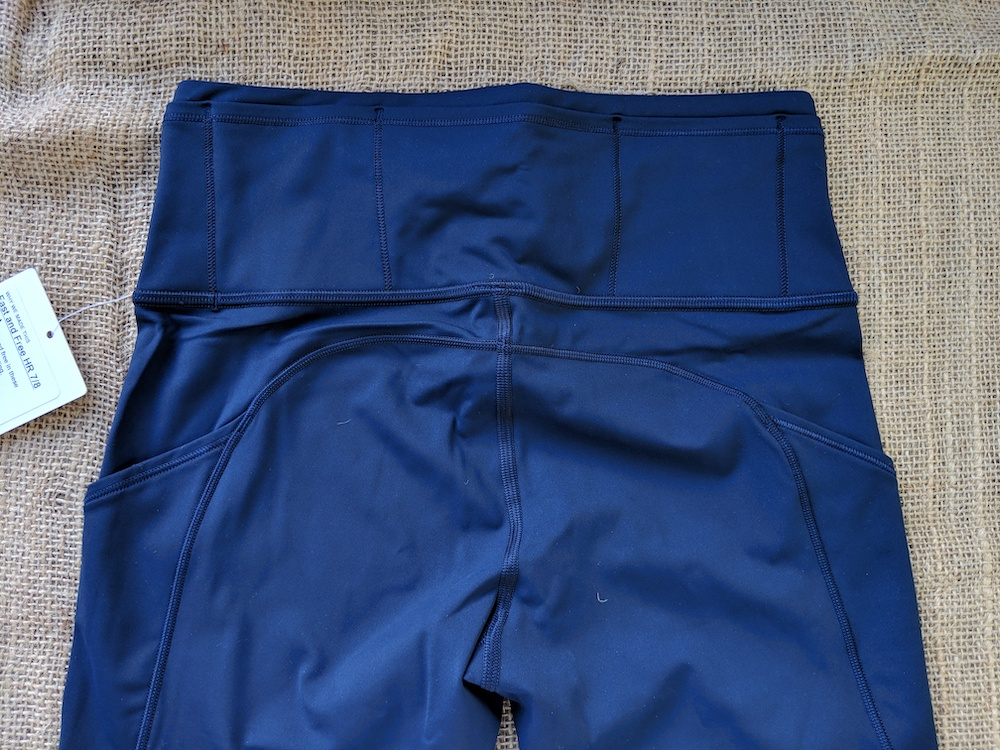 fast and free tight waistband back