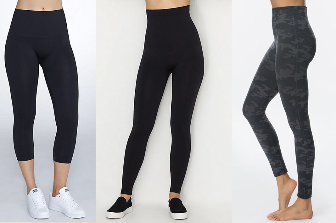 best seamless legging brands SPANX look at me now tights schimiggy reviews