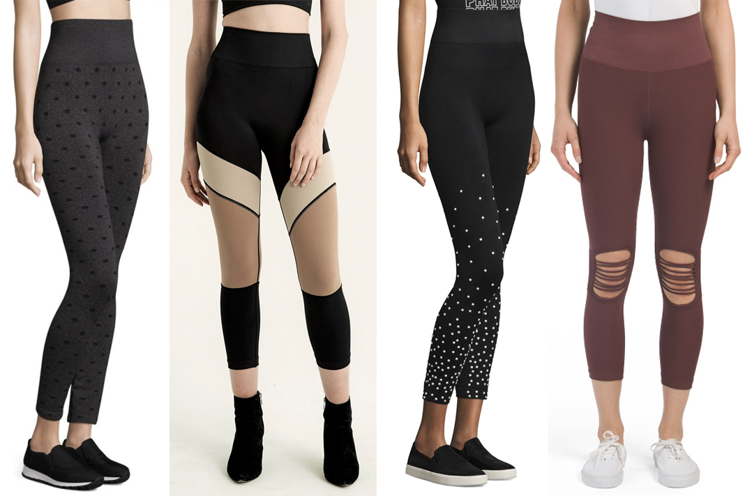 Seamless Leggings High Waisted For The Perfect Look