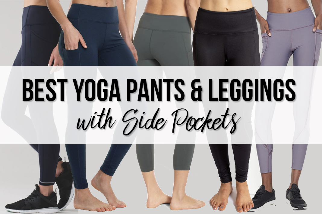 Best Leggings With Side Pockets Schimiggy Reviews