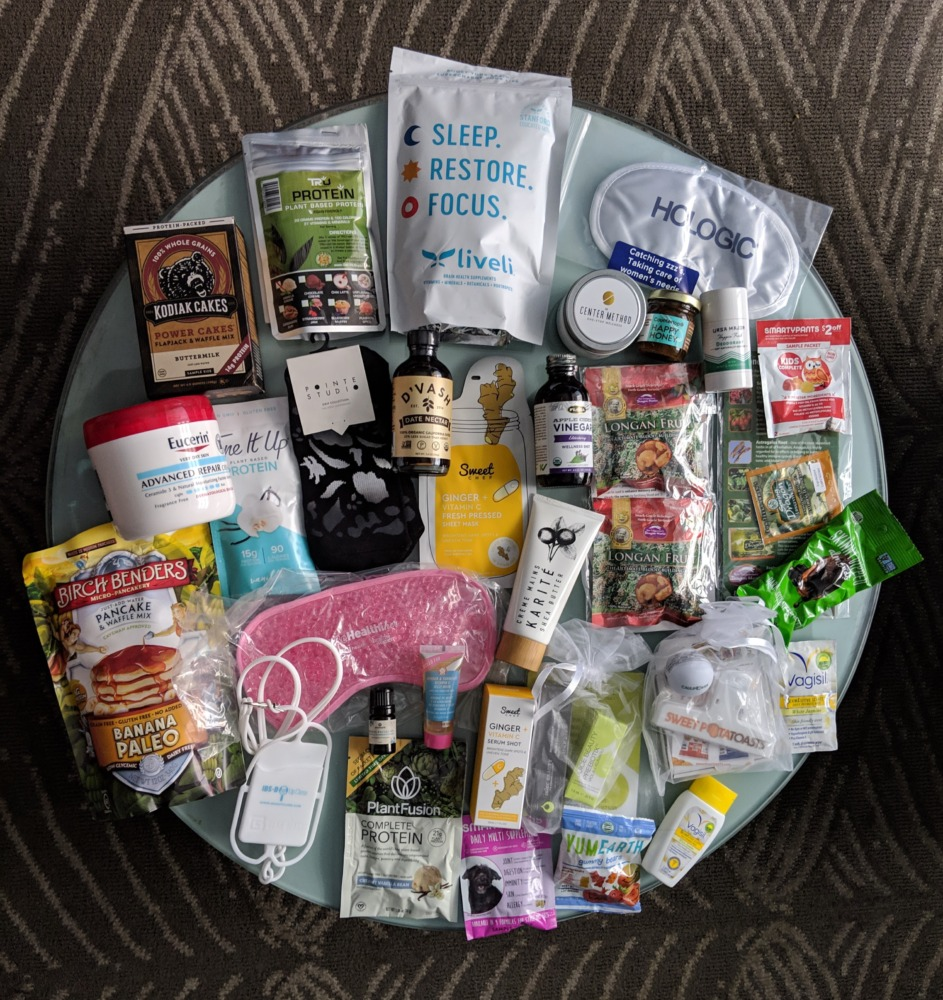 blogher health conference 2019 blogger gift schimiggy reviews
