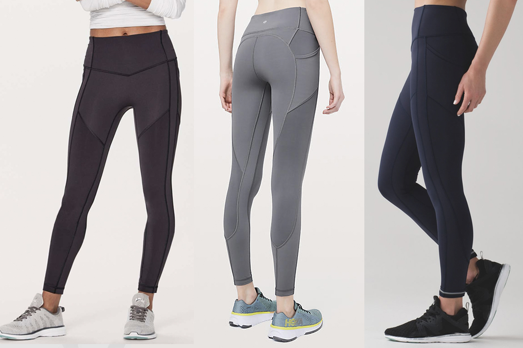 Best Side Pocket Leggings - Lululemon All the Right Places Tight Schimiggy Reviews