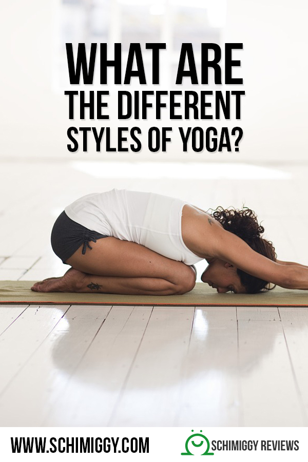 what are the different styles of yoga schimiggy reviews