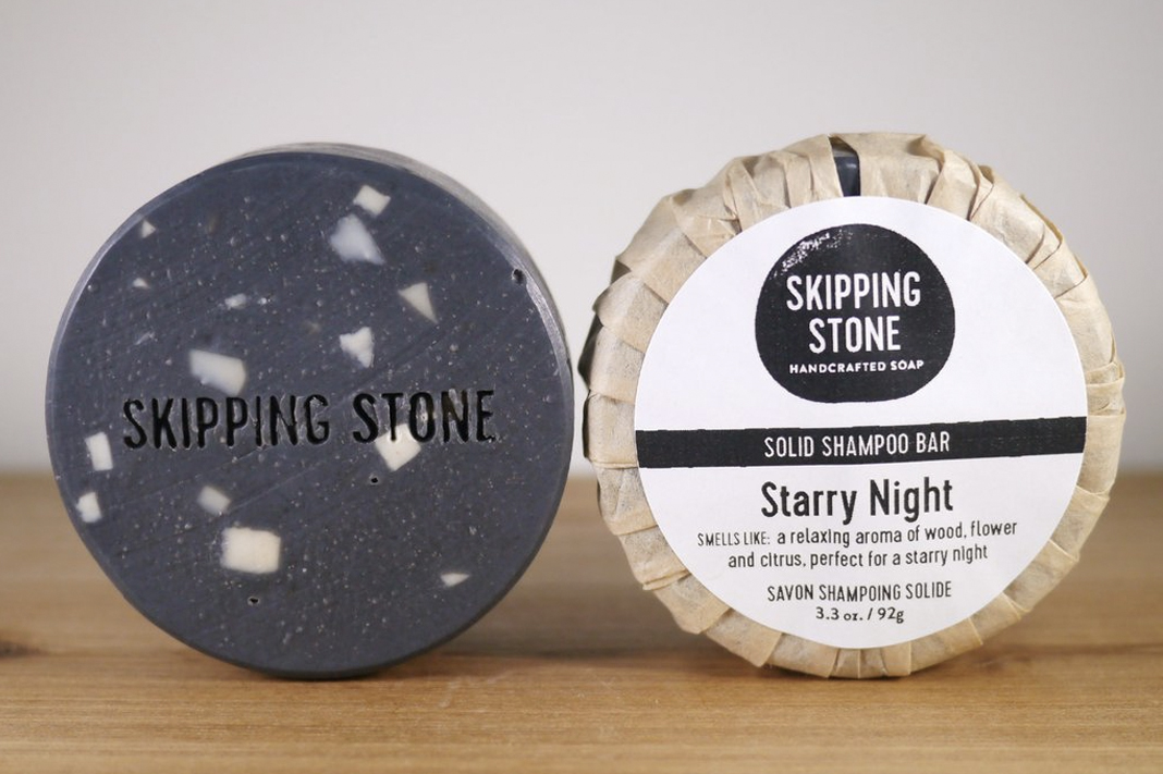 best natural and sulfate free shampoo bars schimiggy reviews skipping stone starry night