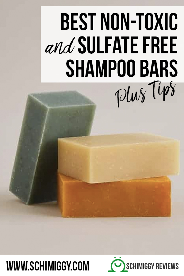 best non-toxic and sulfate free shampoo bars schimiggy reviews