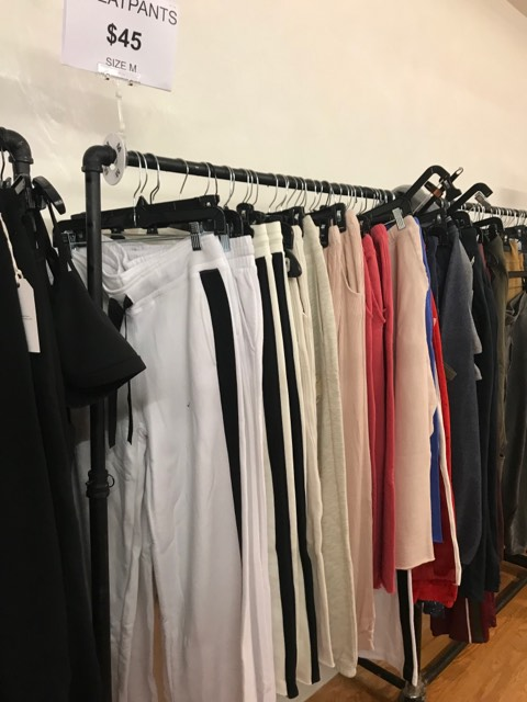 carbon38 sample sale pants rack schimiggy reviews