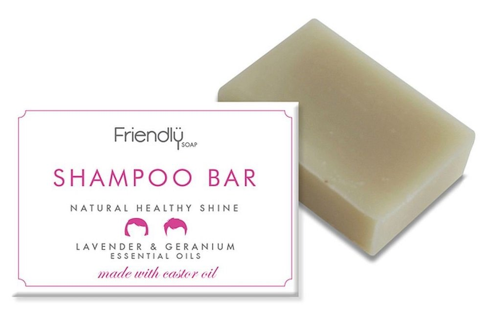 friendly shampoo bar eco-friendly and sustainable