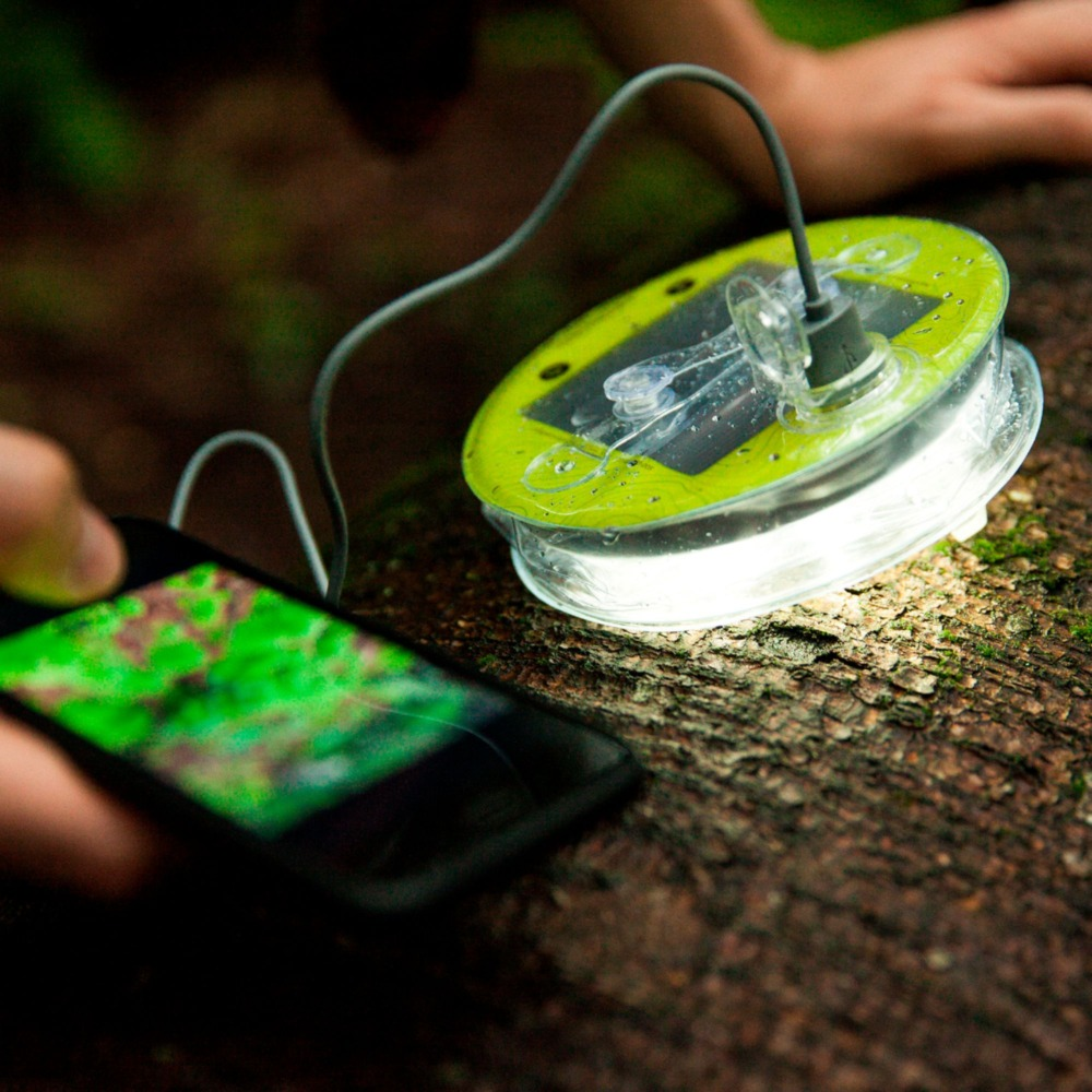 mpowerd Luci Pro Outdoor 2.0 Mobile Charging solar light