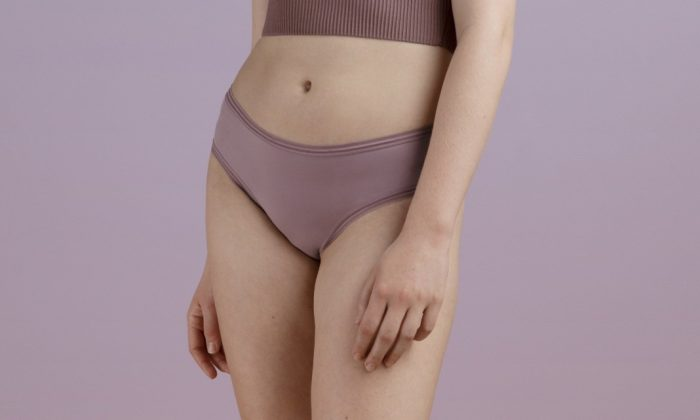 thinx period proof underwear pink