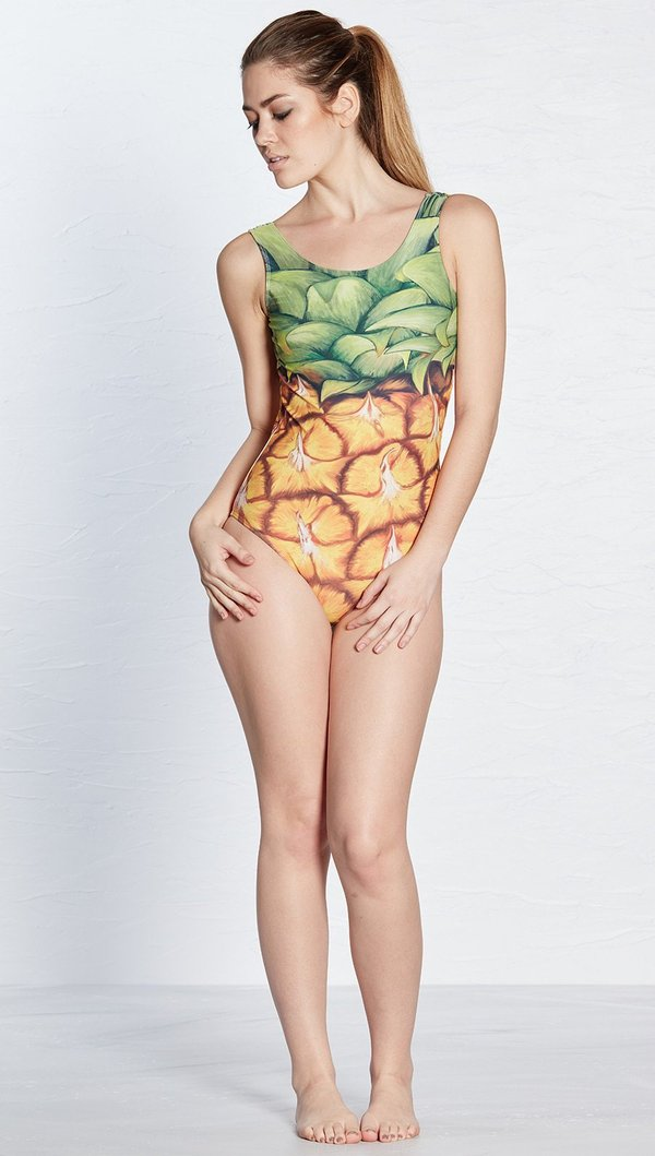 werkshop pineapple swimwear one piece swimsuit schimiggy reviews front
