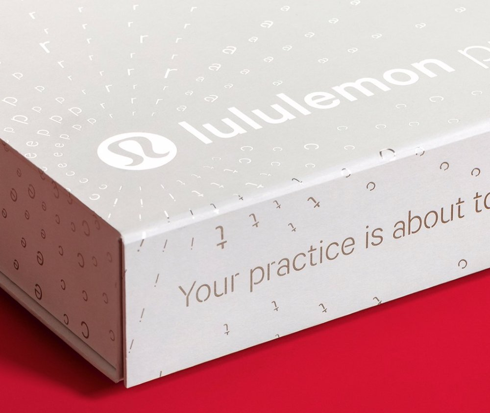lululemon the practice subscription box