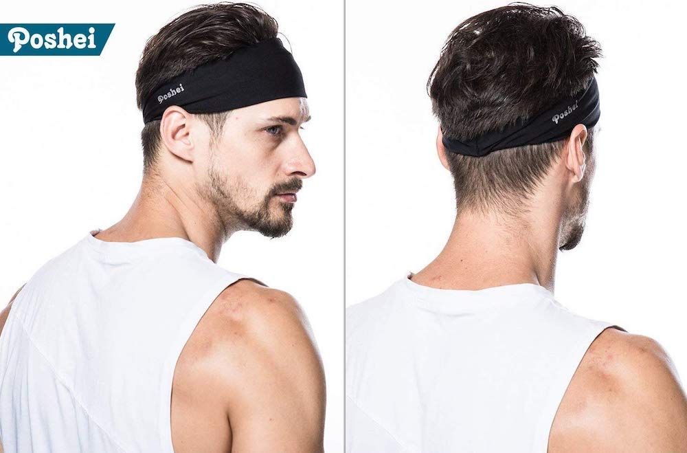 workout sweatband for men and women