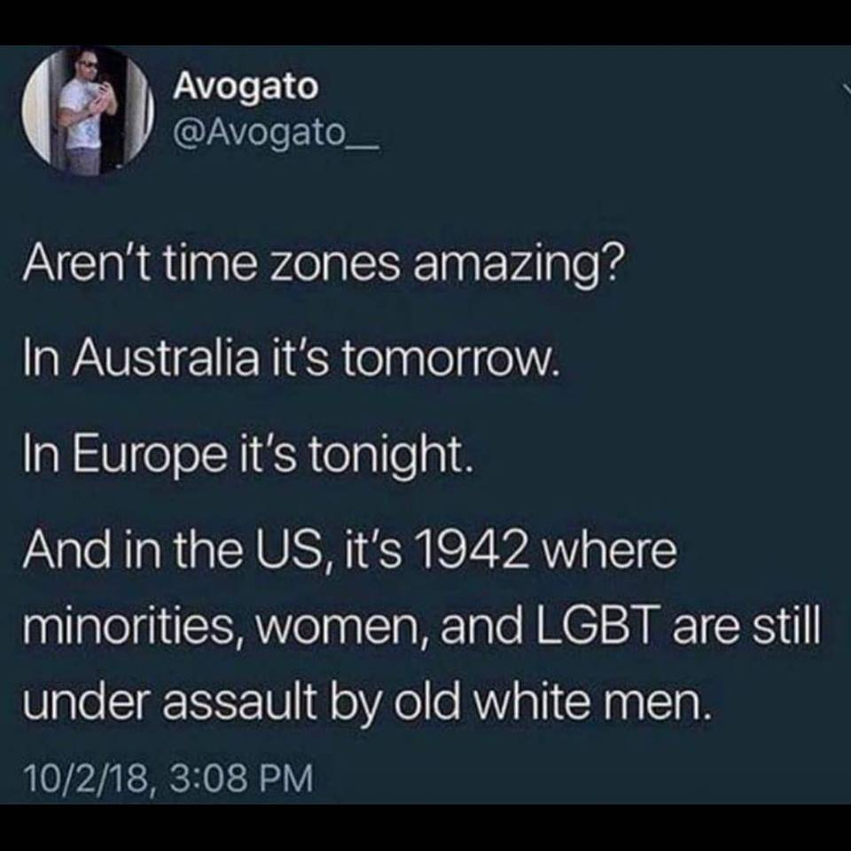 abortion ban meme time zones and usa is in the past