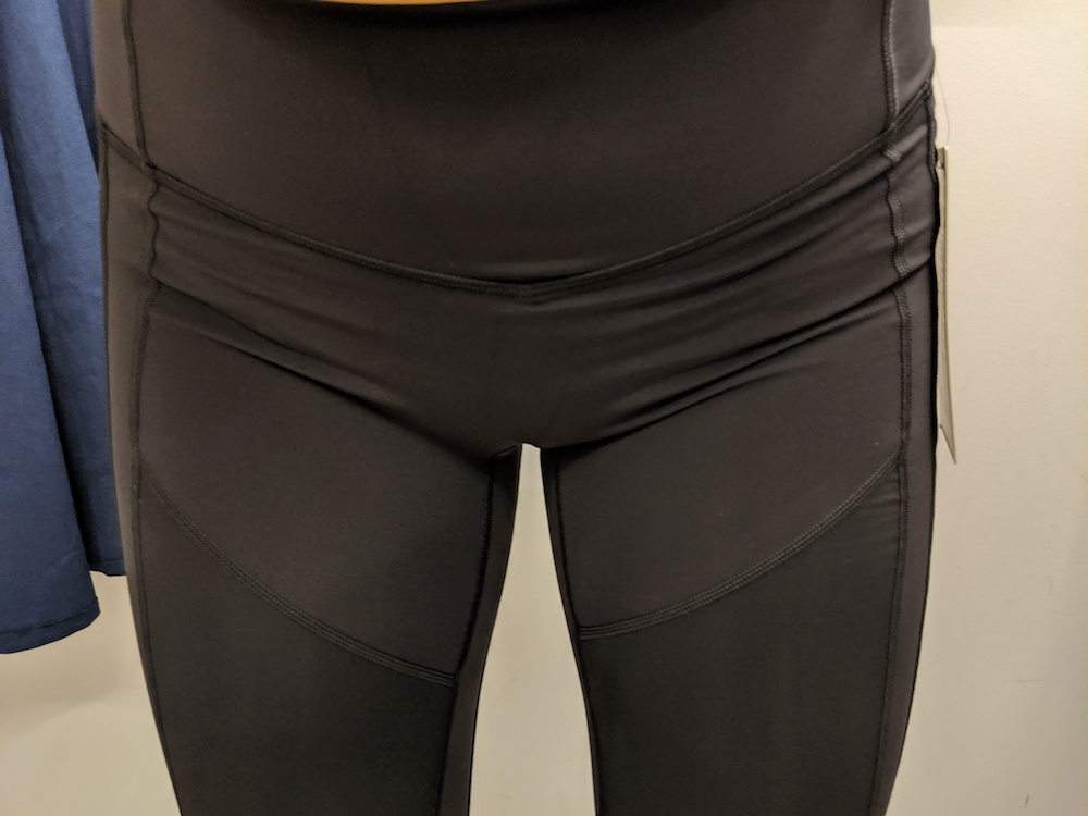 lululemon all the right places tight front crotch area schimiggy reviews