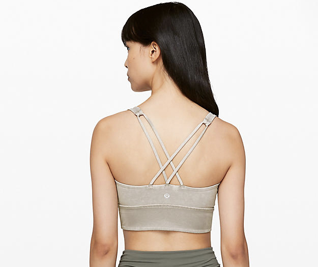 lululemon free to be long line sports bra