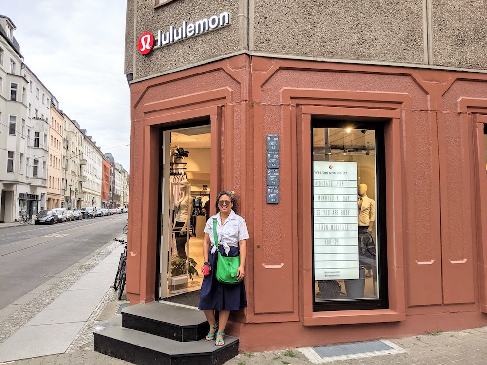 lululemon store in berlin germany schimiggy reviews