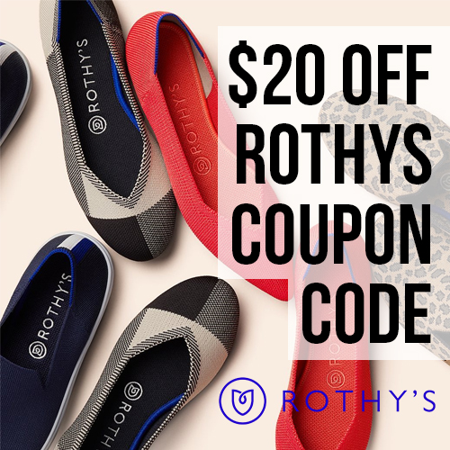 rothys coupon code $20 off schimiggy reviews