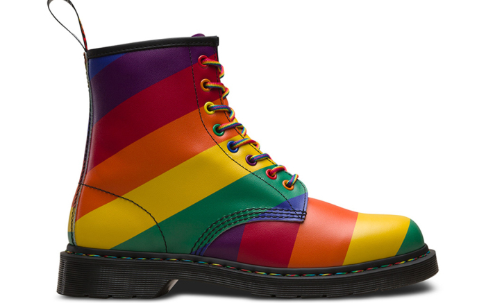 dr-martens-pride-shoe rainbow boot