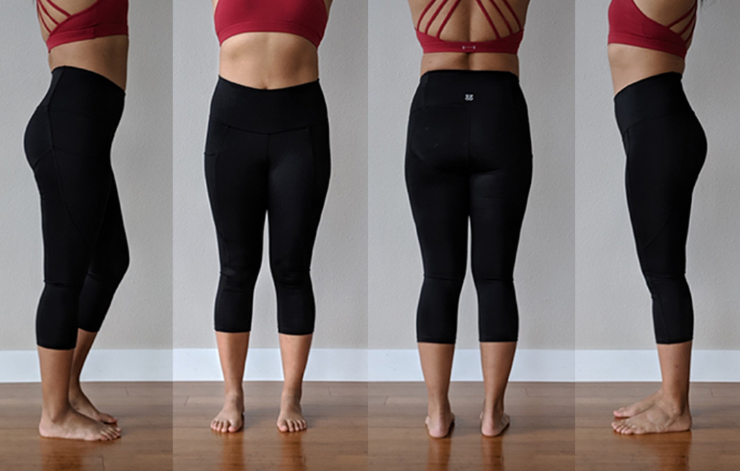 flow 2 freedom exhale crop leggings period pants review schimiggy