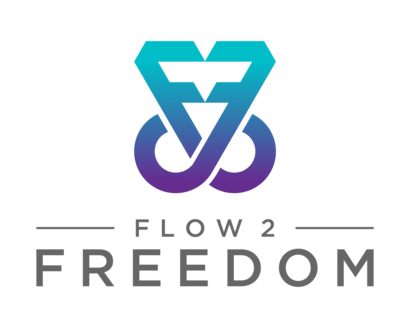 flow 2 freedom logo
