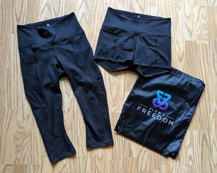 flow 2 freedom period pants and shorts schimiggy reviews