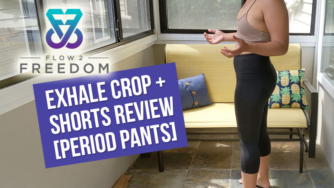 flow 2 freedom review period pants