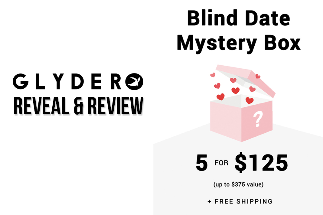 glyder review what's in my mystery box
