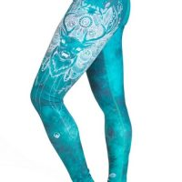 inner fire deer love long leggings