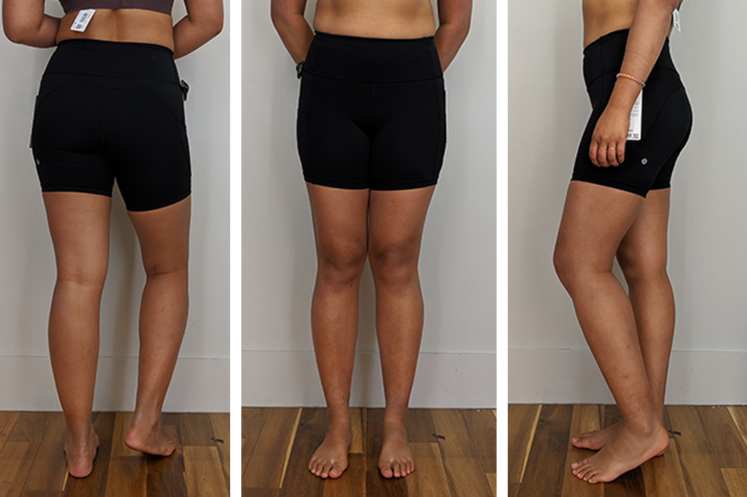 lululemon fast and free shorts review 6 inch