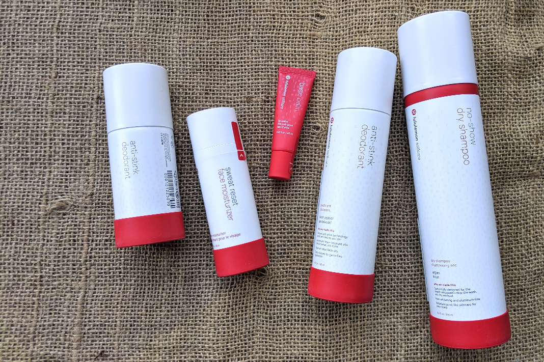 lululemon selfcare review beauty line