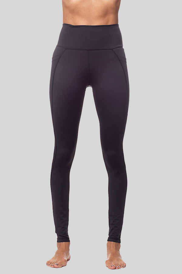 vie active lili leggings black front
