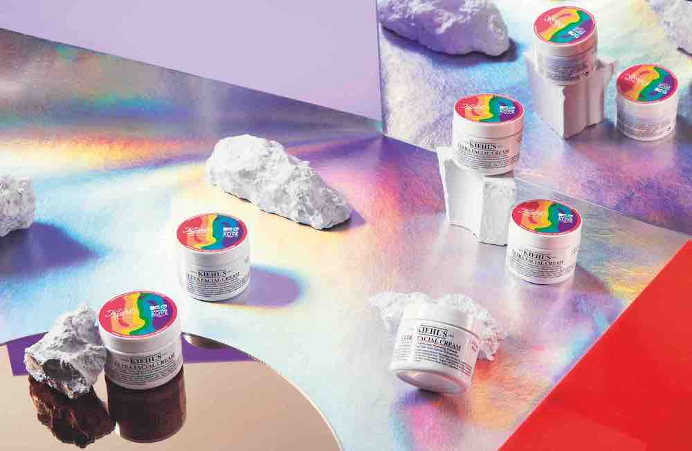 Kiehls pride rainbow ultra face cream 2019
