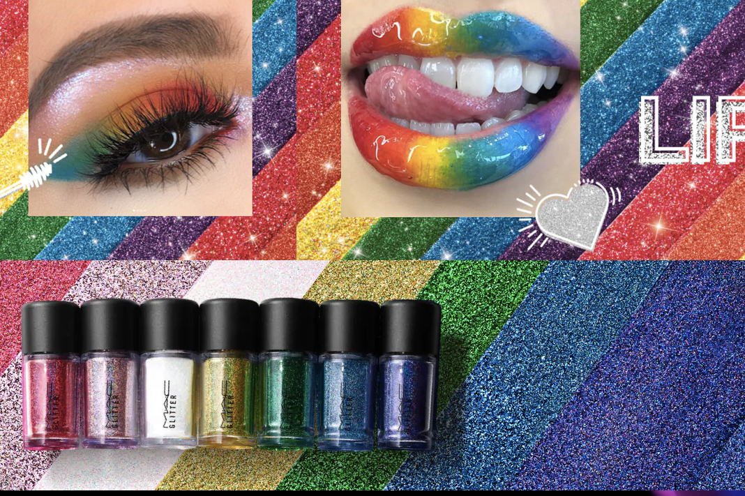 mac rainbow pride collection 2019