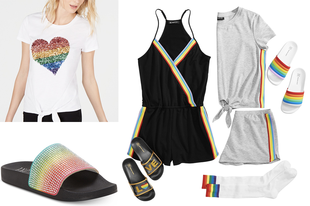 macy's inc pride rainbow collection 2019